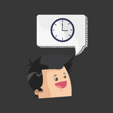 Business design. Financial item icon. Flat illustration. Business concept with icon design,  illustration 10 eps graphic Stock Photography