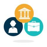 Business design Stock Photos