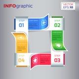 Business design illustration Stock Photos