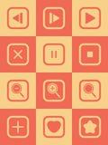 Business design illustration Stock Images