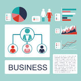 Business design Royalty Free Stock Photo
