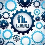 Business design Royalty Free Stock Photos