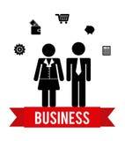 Business design Stock Image