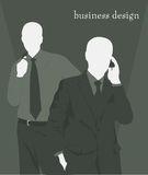 Business design Royalty Free Stock Image