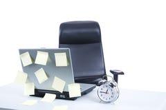 Business desk Stock Photos