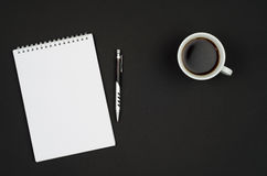 Business desk. Royalty Free Stock Photography