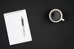 Business desk. Royalty Free Stock Photos