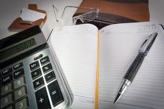 Business desktop Stock Photography