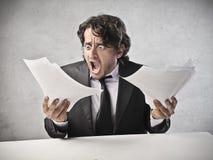 Business Despair Stock Photos