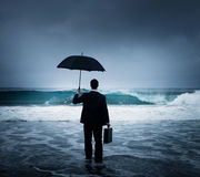 Business Despair Royalty Free Stock Images