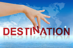 Business Destination Royalty Free Stock Photo