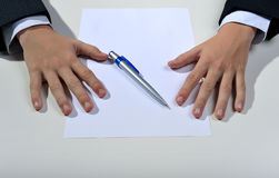 Business detail Stock Photography