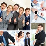 Business in development Stock Photography