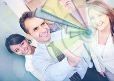 Business development Royalty Free Stock Images