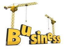 Business development Stock Image