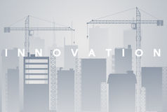 Business Development Innovation Expansion Concept Royalty Free Stock Photography