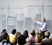 Business Development Innovation Expansion Concept Stock Image
