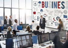 Business Development Organization Strategy Concept Stock Images