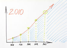 Business diagram Stock Photo