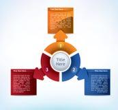 Business Diagram royalty free illustration