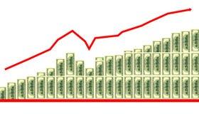 Business diagram Stock Image