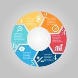 Business Diagram circle Stock Photo