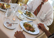 Free Business Dinner Royalty Free Stock Photos - 2693298