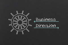 Business Direction Stock Photos