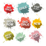 Business Discount Labels Stock Images