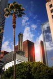 Business district Royalty Free Stock Images