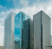 Business District Stock Image