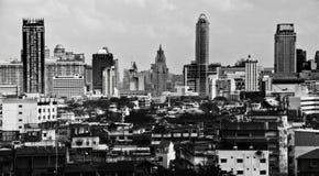 The business district of Bangkok 2 Stock Photos
