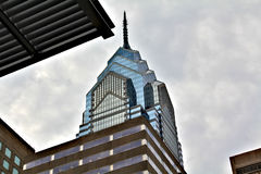 Business district in Philadelphia Royalty Free Stock Photos