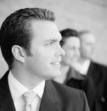 Business dream team royalty free stock photos