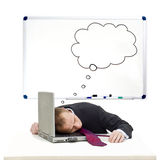 Business dreams Royalty Free Stock Image