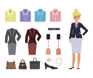 Business dress code Royalty Free Stock Photography