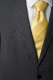 Business dress - shirt & tie Stock Photos