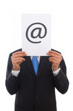 Business e-mail Stock Photo