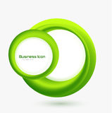 Business ecology swirl concept vector illustration