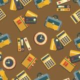 Business economic illustration. Stock Images
