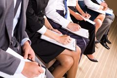Business education Stock Photo