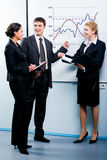 Business education Royalty Free Stock Image