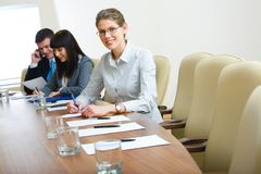 Business education Stock Photos