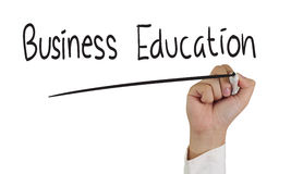 Business Education Royalty Free Stock Photography