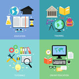 Business education concept Stock Photo
