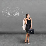 Business and education concept Stock Photo