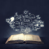 Business education Royalty Free Stock Images