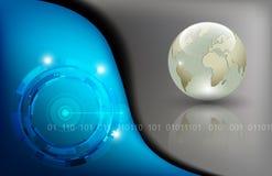 Business elegant background. Hi resolution copy of a  illustration Stock Photography
