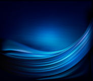 Business elegant blue abstract background Royalty Free Stock Photography