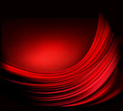 Business elegant red abstract background Stock Photos